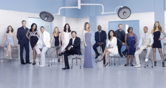 Grey's anatomy characters