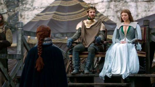 Season two Natalie Dormer Juego de tronos vestuario