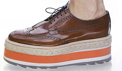 Prada creeper shoes 2011