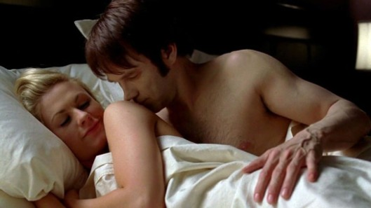First season of True Blood, Bill and Sookie couple