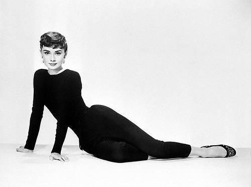 Audrey Hepburn Capri