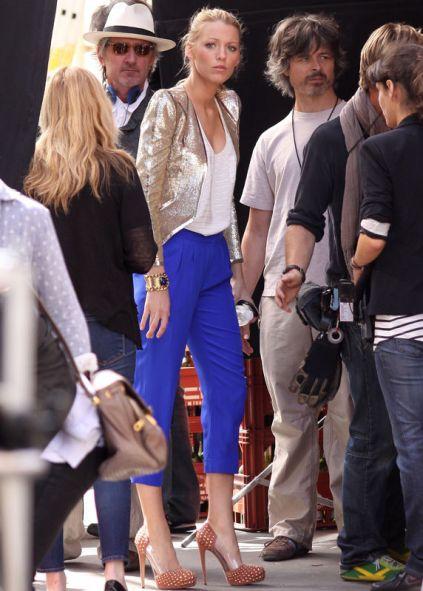 Capri, Blake Lively, Gossip Girl