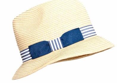 Sombrero Panamá de Blanco