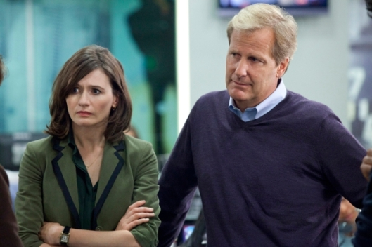 Jeff Daniels, Emily Mortimer, HBO Canal Plus