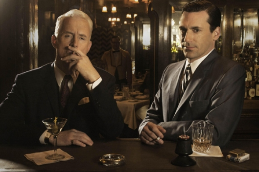Mad Men Don and Roger