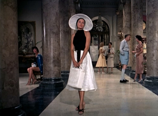 Swimsuit to catch a thief, edith head