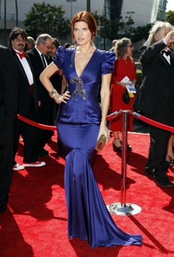 creative Arts Emmys, red carpet 2012