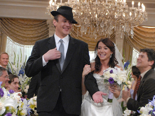 How I Met Your Mother, boda, wedding