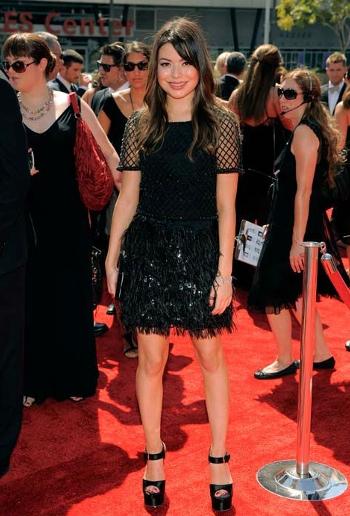 Creative Arts Emmys 2012 red carpet, alfombra roja