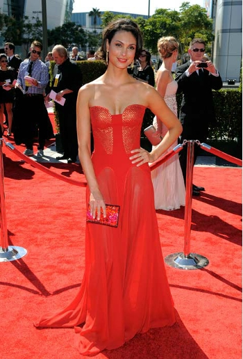 Homeland´s actress Creative Arts Emmys 2012