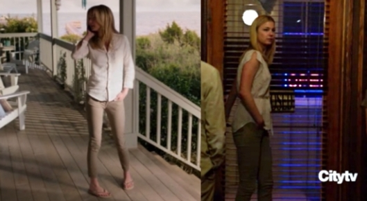 Emily pantalón capri