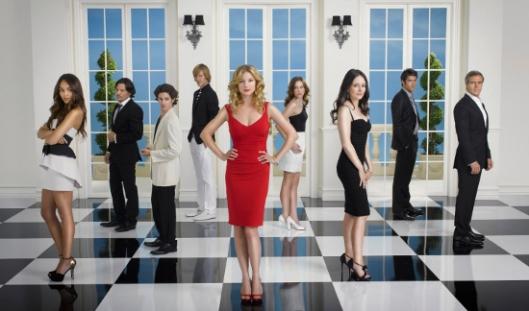Revenge season 2 dress