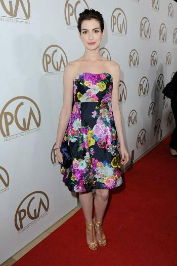 Anne Hathaway Erdem