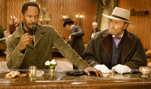 Django Unchained clothes