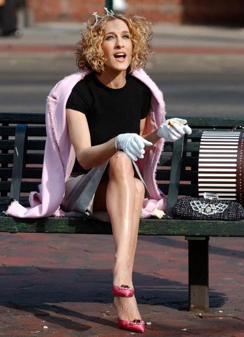 Carrie Bradshaw tiara
