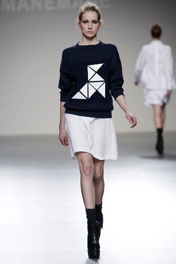 Manémané jersey origami