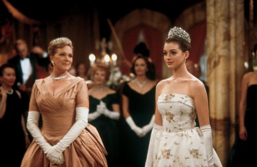 Princesa por sorpresa tiara