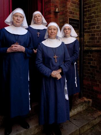 Call the midwife nuns