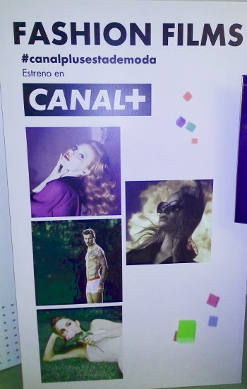 Canal Plus Fashion Films