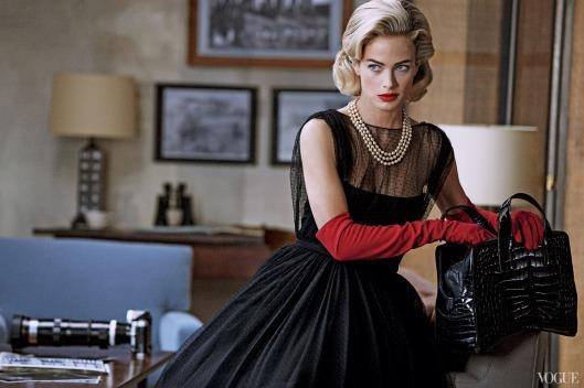 Gucci Carolyn Murphy Vogue