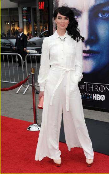 Lena Headey Premiere Juego de Tronos