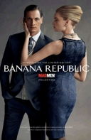 Mad Men Banana Republic 2011