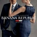 Mad Men Banana Republic 2011