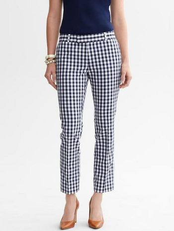 Mad Men Banana Republic pantalones capir