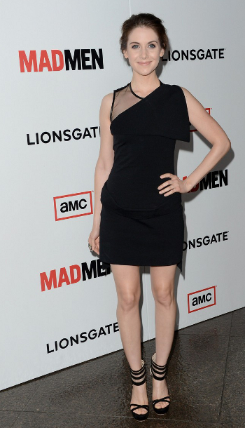 Mad Men premiere sexta temporada Alison Brie