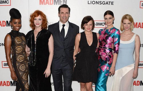 Mad Men premiere sexta temporada Don y las mujeres