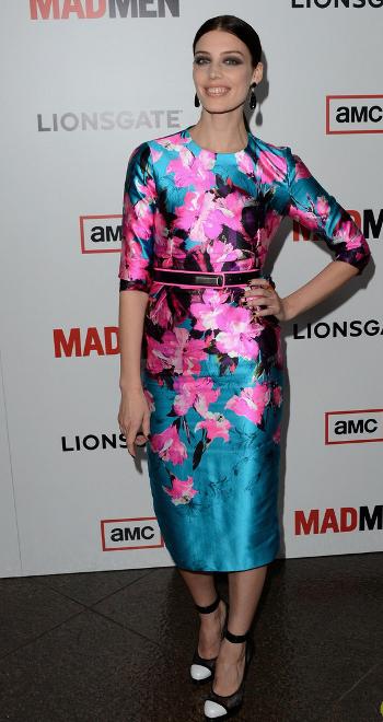 Mad Men Premiere sexta temporada Jessica Paré