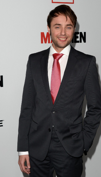 Mad Men premiere sexta temporada Vincent Kartheiser