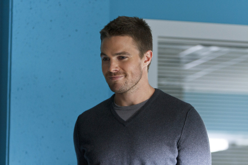 Oliver Queen Stephen Amell