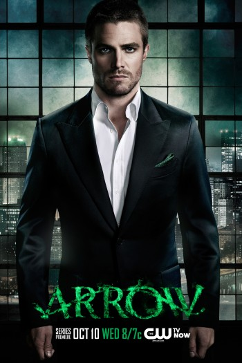 Olver Queen Green Arrow