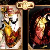 Bailarina Moulin Rouge