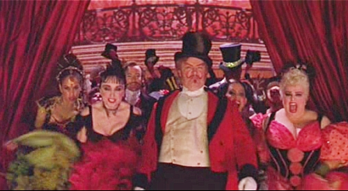 Moulin Rouge preentación