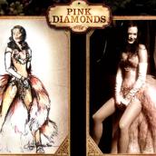 Pink Diamonds Moulin Rouge