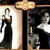 The Gothic Tower Dress