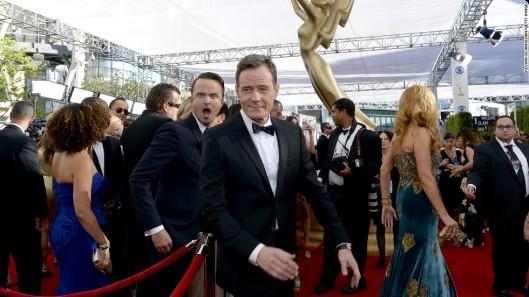 Emmy 2013 red carpet men