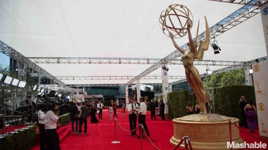 eMMY 2013 RED CARPET