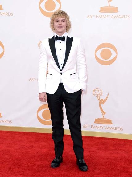 Evan Peters Emmys 2013