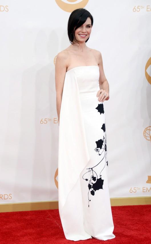 Julianna Margulies Romona Keveza Emmys 2013
