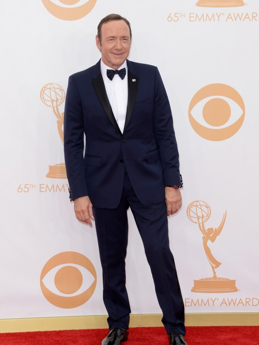 Kevin Spacey Emmys 2013