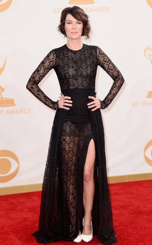 Lena Headey Emmys 2013