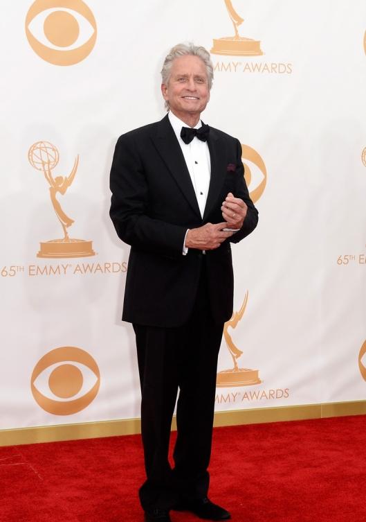 Michael Douglas Emmys 2013