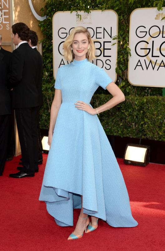 Caitlin Fitzgerald Golden Globe Awards 2014