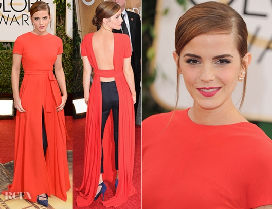 Emma-Watson-In-Christian-Dior-Couture-2014-Golden-Globe-Awards1