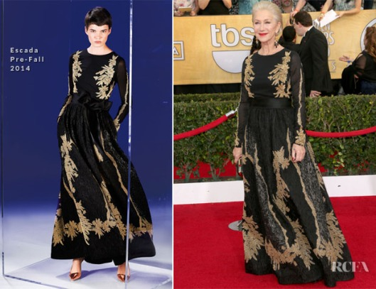 Helen-Mirren-In-Escada-2014-SAG-Awards