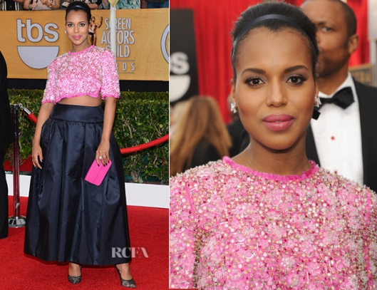 Kerry-Washington-In-Prada-2014-SAG-Awards1