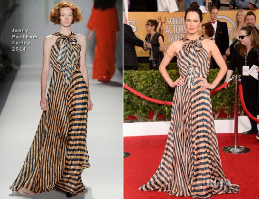 Lena-Headey-In-Jenny-Packham-2014-SAG-Awards